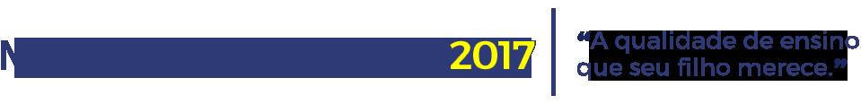 Matriculas Abertas 2017